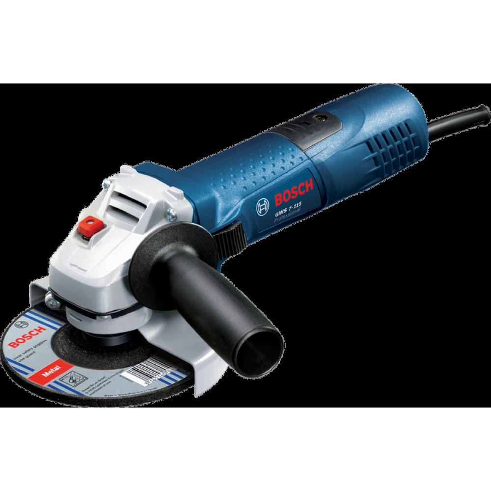 Bosch GWS 7-115 Professional