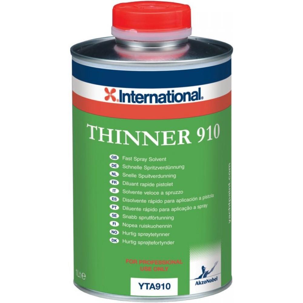 International Thinner No.910 1LT