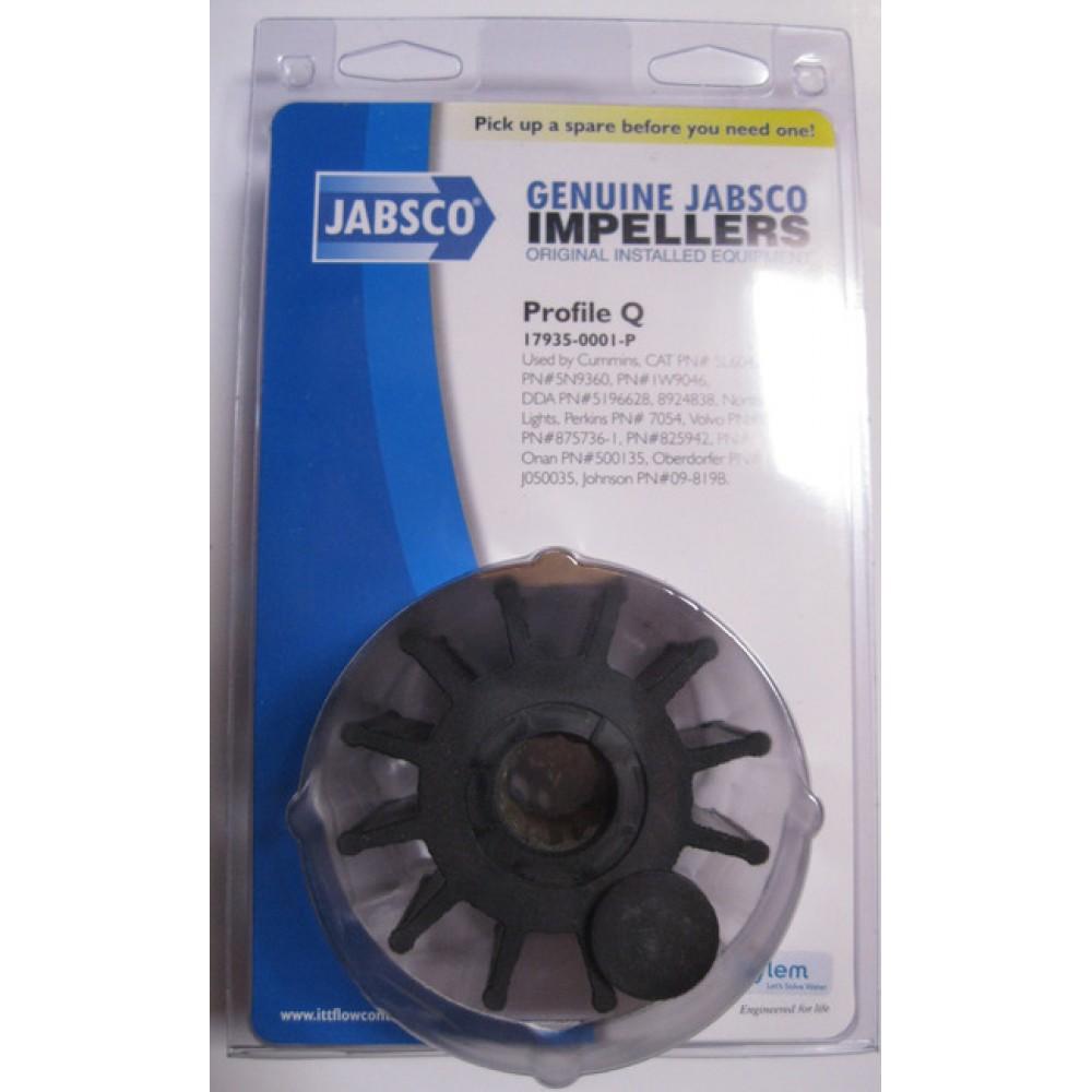 JABSCO 17935-0001 İMPELLER POMPA LASTİĞİ